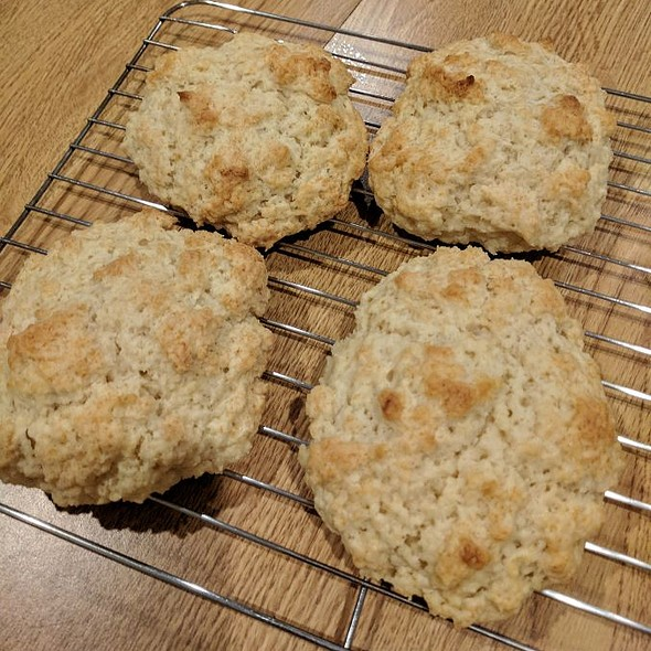 Biscuits For Shortcake