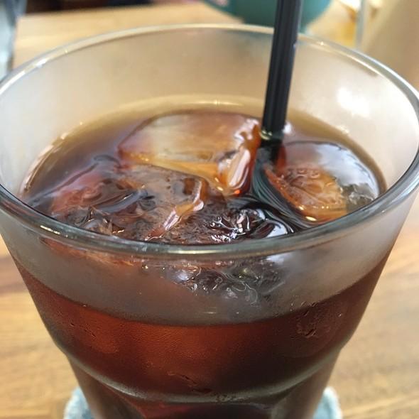 水出しアイスコーヒー @ Dumbo Coffee