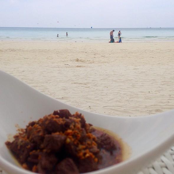 Beef Salpicao @ White House Resort Boracay