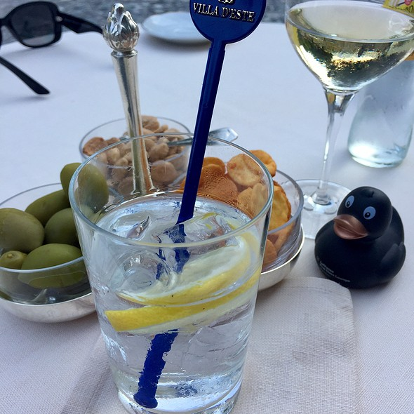 Gin E Tonica