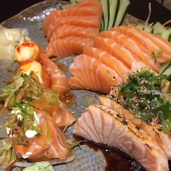 Sashimi @ Toruk Sushi