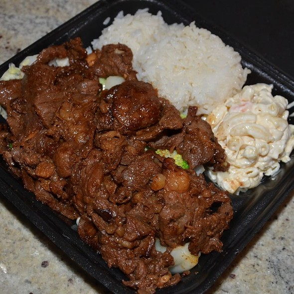 Hawaiian Bbq Beef