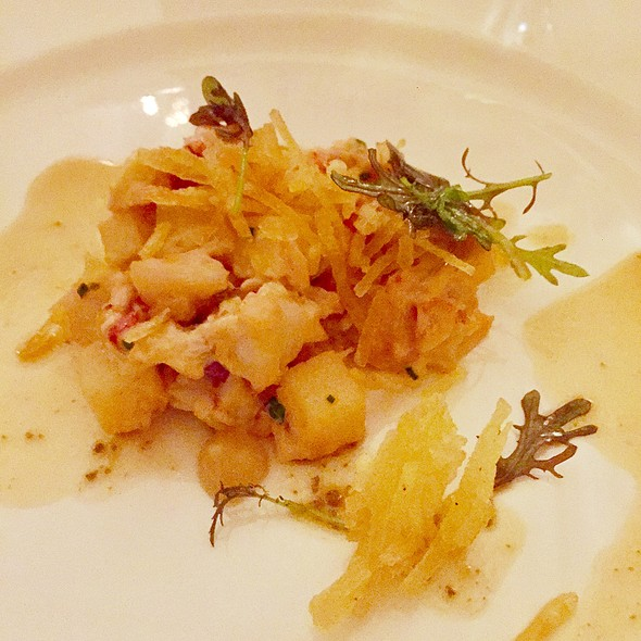 Duncannon Lobster @ Ballyfin Hotel