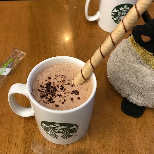 Hot Chocolate @ Starbucks
