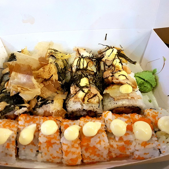 Cali Maki, TKHM Roll and Migori