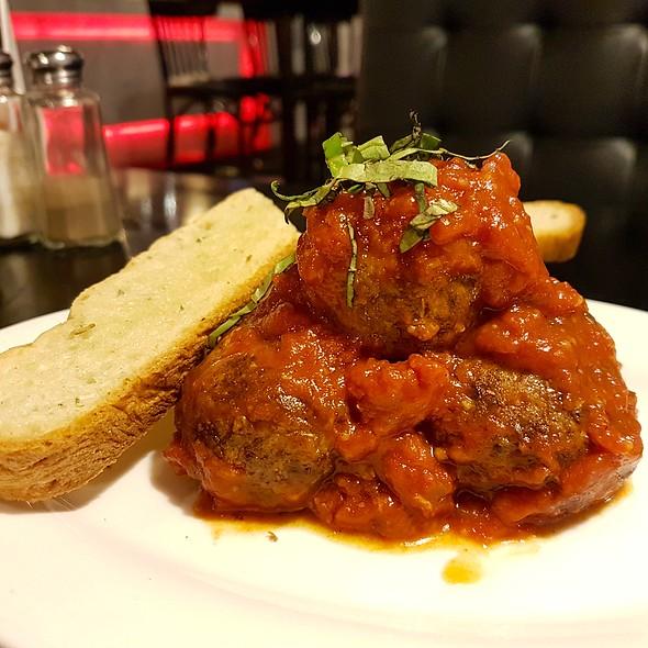 Italian Pork Meatballs @ Little Italy