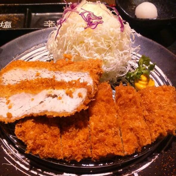 Buta Katsu (Deep Fried Pork Lion & Fillet)