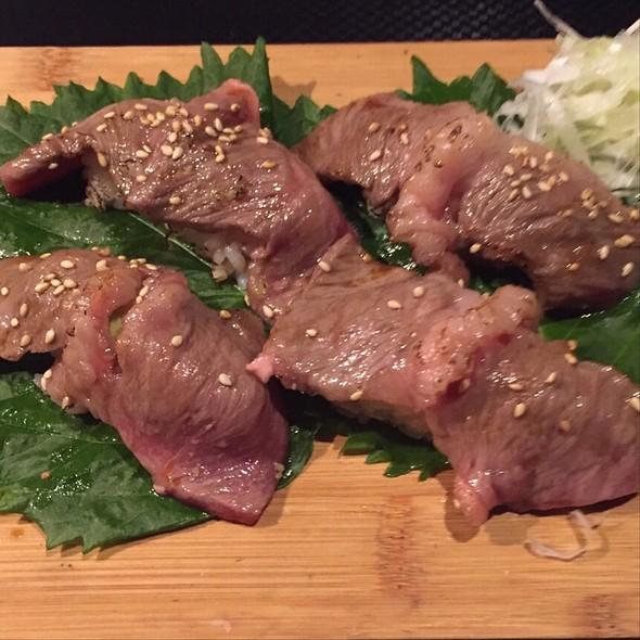 Nigiri Sushi @ Yamagata City, Yamagata Prefecture