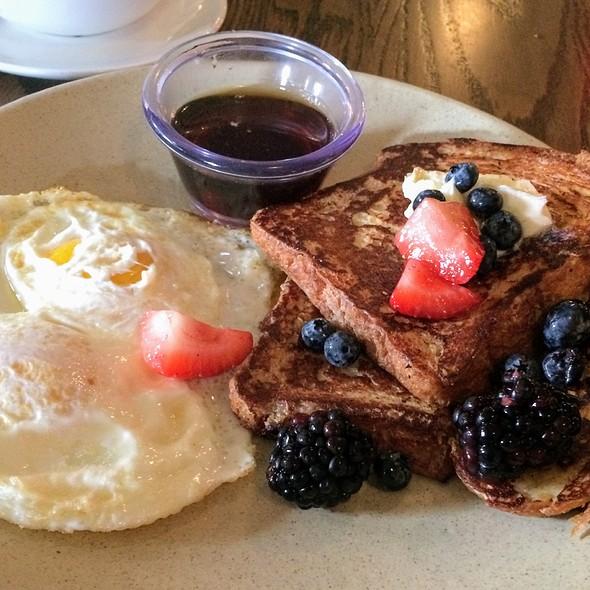brioche french toast @ Avalon Cafe and Kitchen Ann Arbor