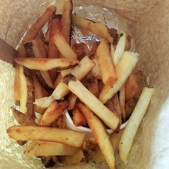 Little Fries @ Five Guys Burgers and Fries