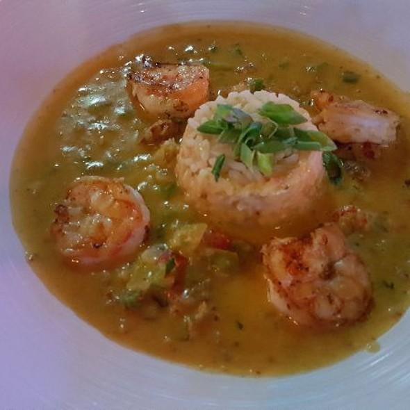Crawfish & Shrimp Etouffee