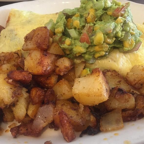 Pulked Pork Omelet Special