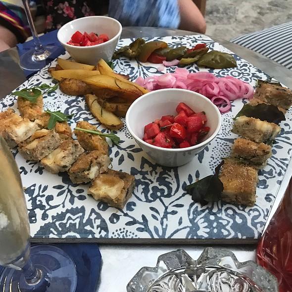 Appetizers @ Al Migliarese
