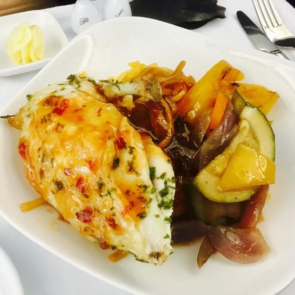 Roasted Chicken @ Aer Lingus Flight