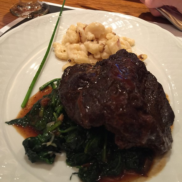 Ox Cheek With Macaroni @ John Sleeman Pub