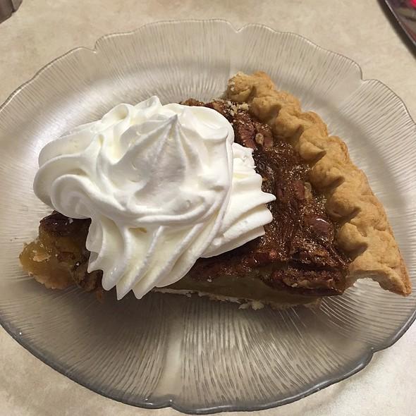 A Slice Of Texas Pecan Pie
