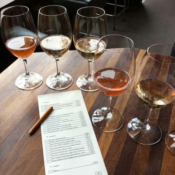 Sparkling Wine Flight