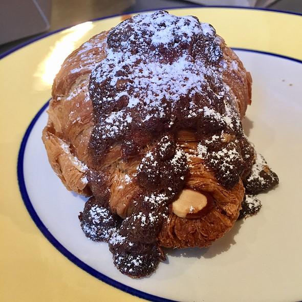 Chocolate Almond Creme Croissant