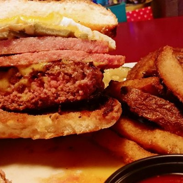Jersey Devil Burger (Special)