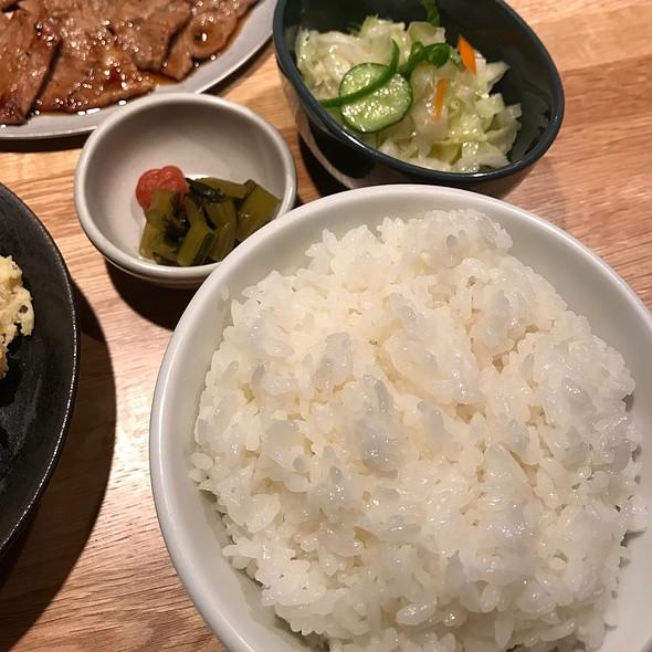 Rice Set @ まつざか