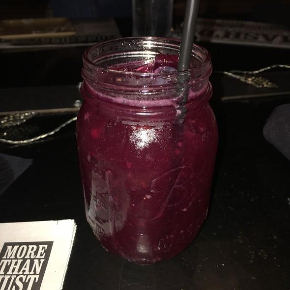 Blueberry Moonshine @ MASH'D