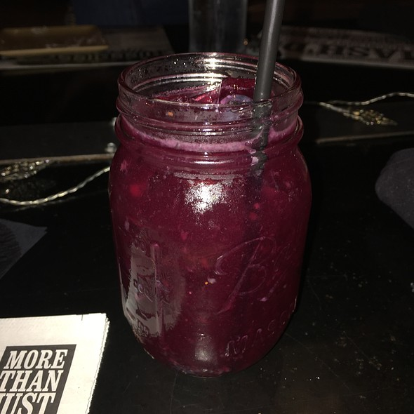Blueberry Moonshine @ MASH'D