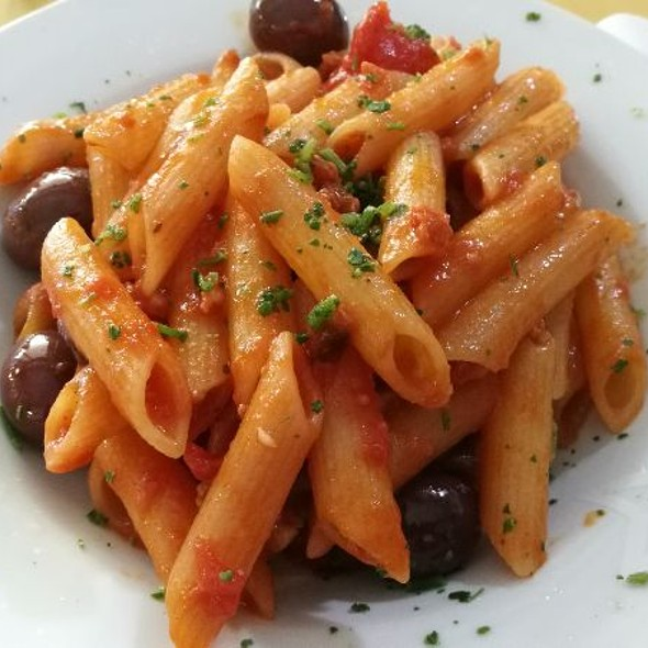 Pasta Alla Boscaiola @ La sosta del Nici