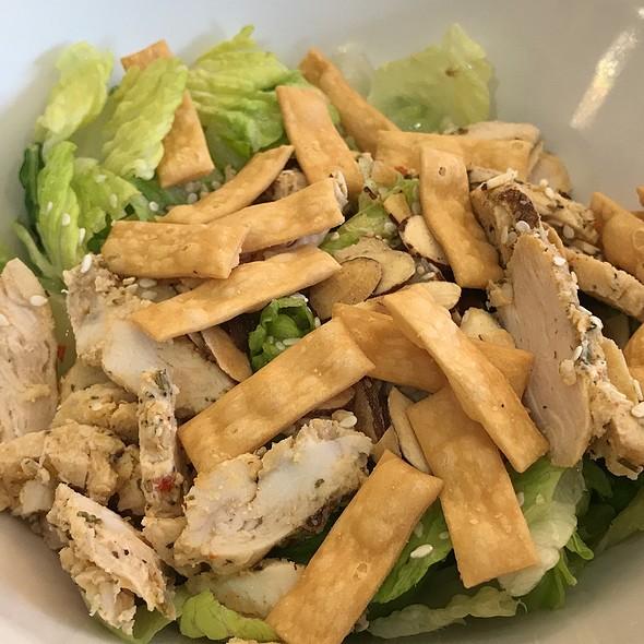 Asian Sesame Chicken Salad @ Panera Bread