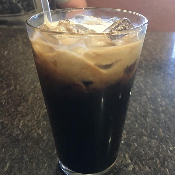 Thai Iced Coffee @ Thai Kitchen Bowl
