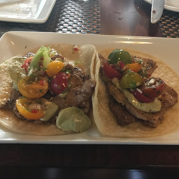 Steak Tacos @ Tustin Grille