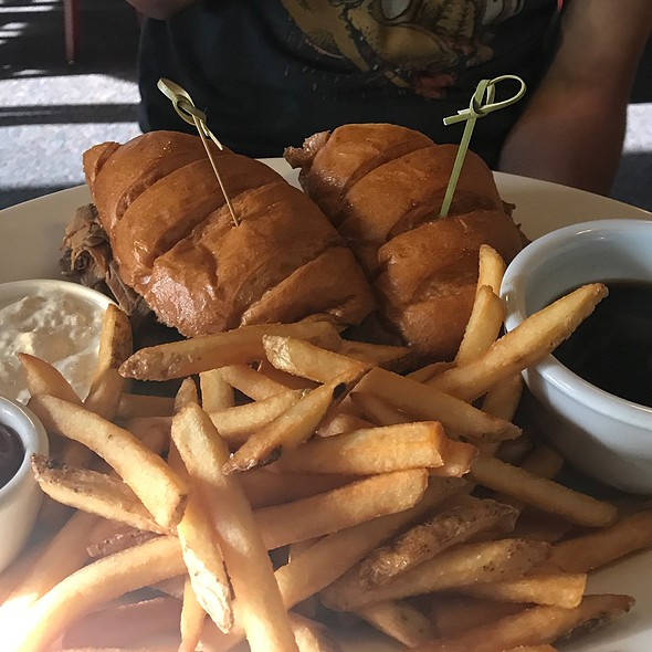 French Dip @ Tustin Grille