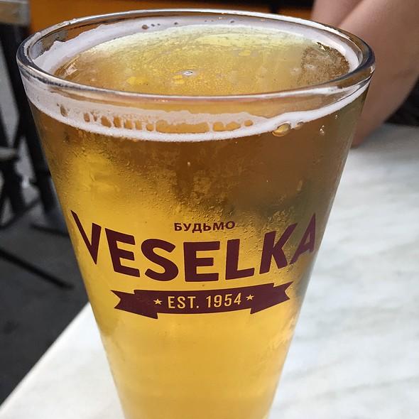 Ukranian Beer