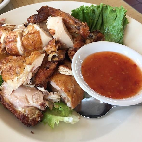 Crispy Chicken @ Thai House