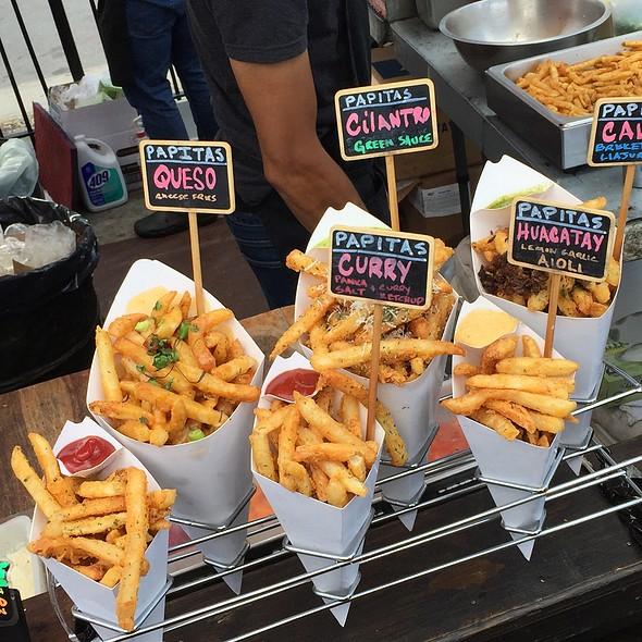 Fries @ Smorgaburg