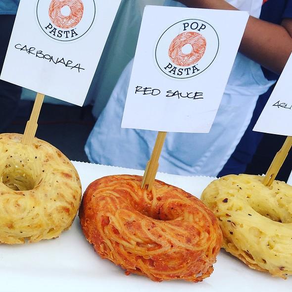 Pasta Donuts @ Smorgaburg