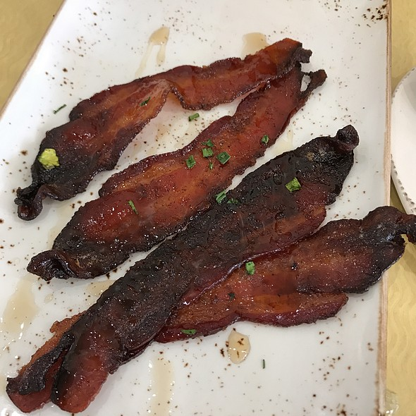 Millionaires Glazed Bacon With Cayenne @ First Watch, The Daytime Cafe