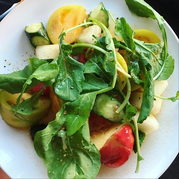 Salad @ The Crafty Fox Ale House