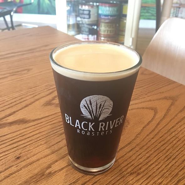 Nitro Cold Brew Coffee On Tap