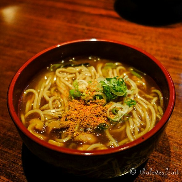 Ramen @ Nhan Sushi Hanoi