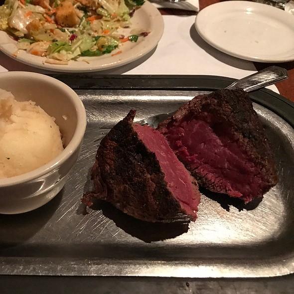 """Rose O'texas"" Tenderloin Steak"