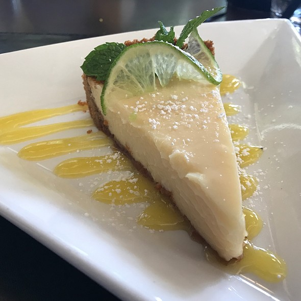 Key Lime Pie @ The Black Marlin Bar & Seafood Grill