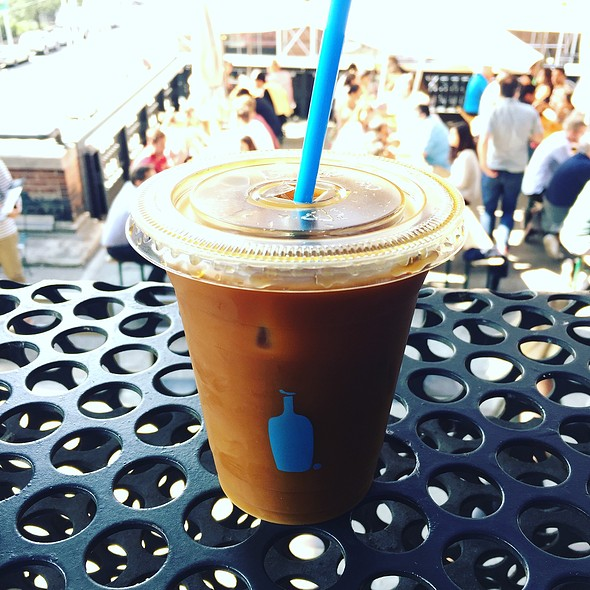 Cold Brew @ Blue Bottle Coffee
