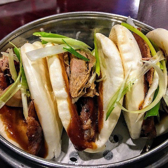 Peking Duck Buns