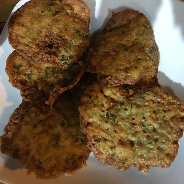 Tortitas Crujientes De Camaron @ Zahara de los Atunes