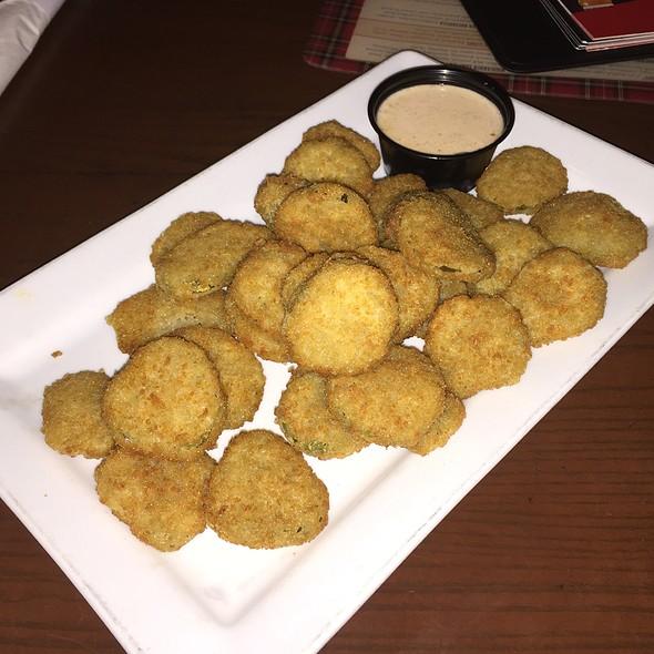 Fried Pickles @ Tilted Kilt Pub & Eatery