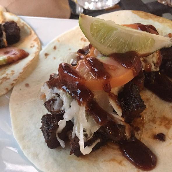 Wagyu Brisket Tacos @ Heritage Tavern & Kitchen