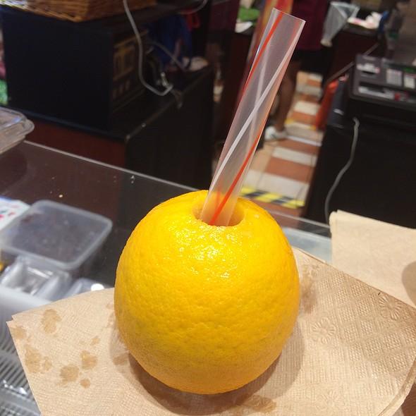 Korean Orange Juice