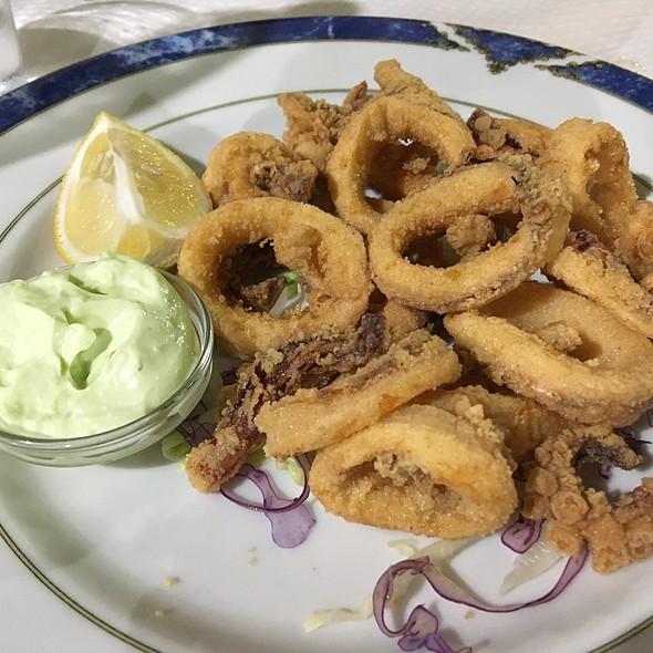Calamares Fritos @ El Vapor