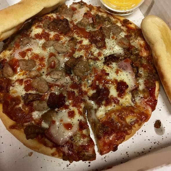 Fireman's Special @ Point Pizza