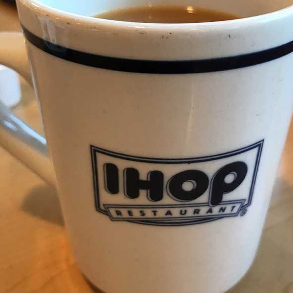 Hot Coffee @ IHOP